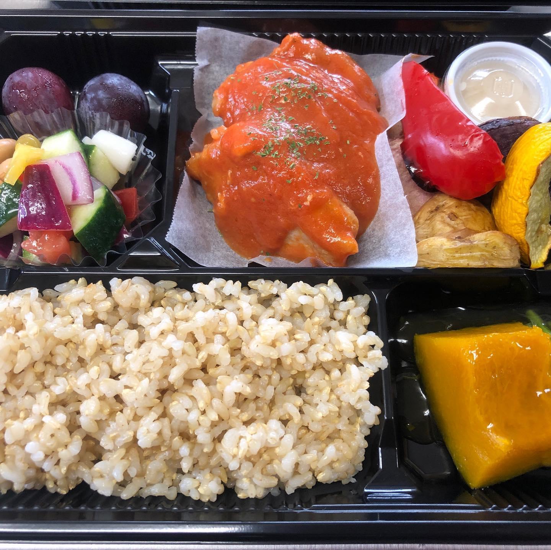 【新商品】マンマカフェ特製野菜ソムリエの気まぐれ弁当始めました!
